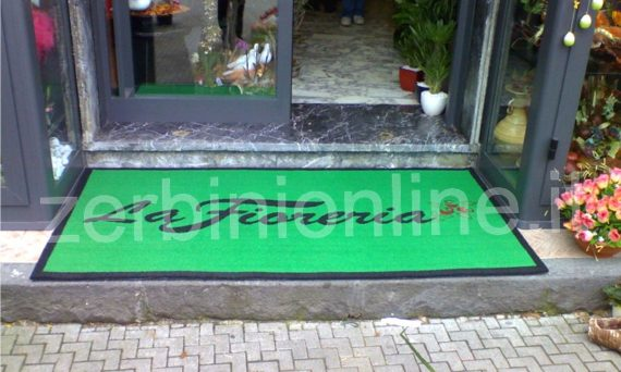 zerbini personalizzati, tappeti su misura, zerbino personalizzato, napoli, tappeti personalizzati.