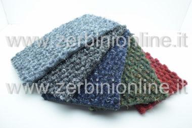 Cartella colori chicco di riso colore bordò, verde, blu, grigio scuro, grigio chiaro